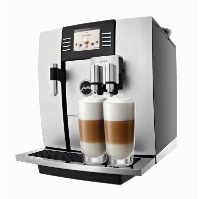 Jura  GIGA 5 Kaffeevollautomat Aluminium