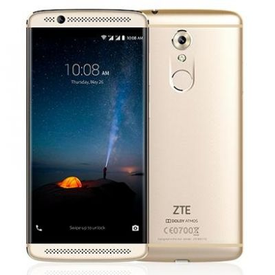 ZTE Axon 7 mini gold Dual-SIM Android Smartphone