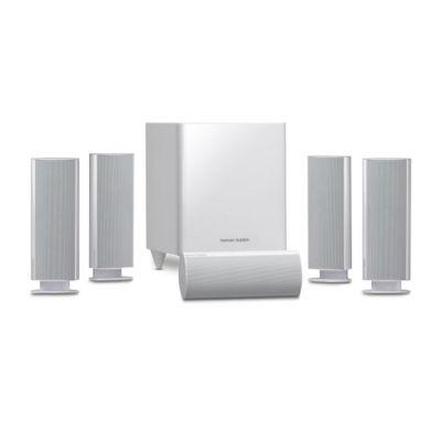 Harman Kardon  HKTS 30 WQ/230 Lautsprechersystem Weiß