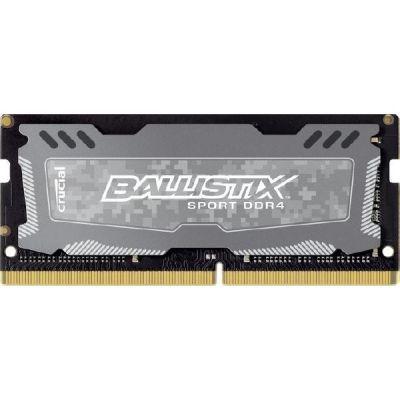 Ballistix 16GB  Sport LT DDR4-2400 CL 16 SO-DIMM RAM Speicher