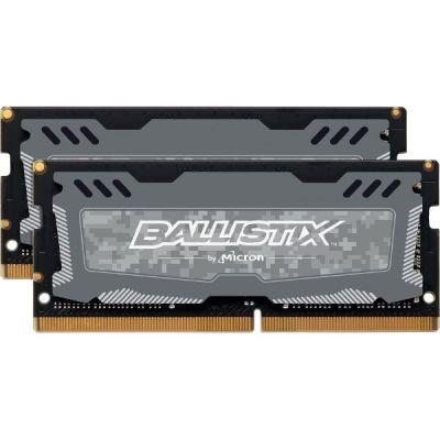 Ballistix 16GB (2x8GB)  Sport LT DDR4-2400 CL16 SO-DIMM RAM Speicherkit