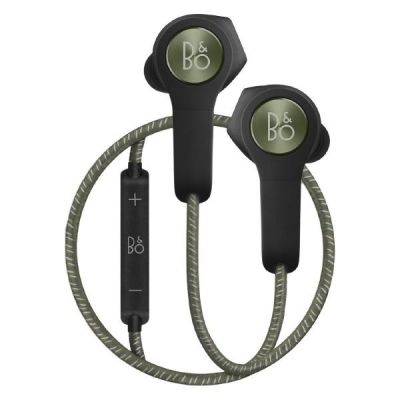 Bang Olufsen .B&O PLAY BeoPlay H5 Drahtlose In-Ear Kopfhörer Moss Green