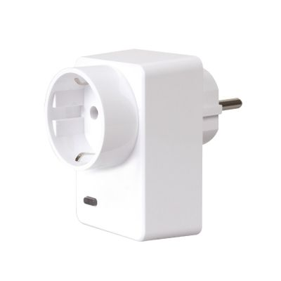 Bitronhome bitronvideo Smart Plug mit Schaltfunktion ohne Logo 16A Zigbee