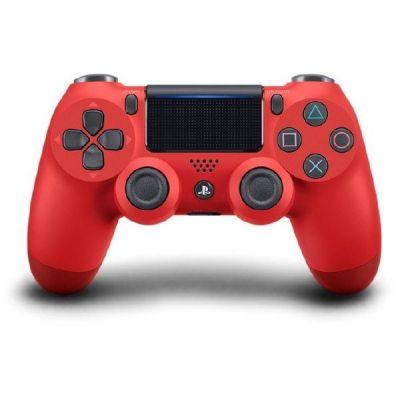 Sony Dualshock 4 (2016) Wireless Controller rot für PS4 - Preisvergleich