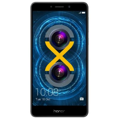 Honor 6X grey Android Smartphone mit Dual-Kamera - Preisvergleich