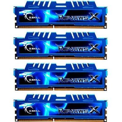 G Skill 32GB (4x8GB) G.Skill Ripjaws-X DDR3-2400 CL11 RAM DIMM Kit