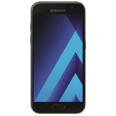 .Samsung GALAXY A3 (2017) A320F black-sky Android Smartphone - Preisvergleich