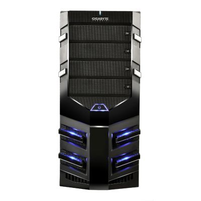 Hyrican  Alpha Gaming 5456 Gaming PC i7-7700 16GB/1TB 250GB SSD  GTX 1060 Win 10