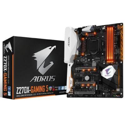 Gigabyte AORUS GA-Z270X-Gaming 5, Mainboard