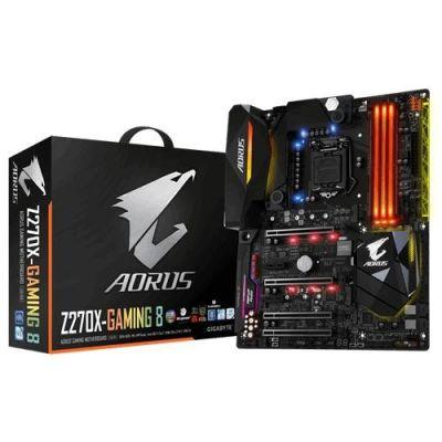 Gigabyte AORUS GA-Z270X-Gaming 8, Mainboard