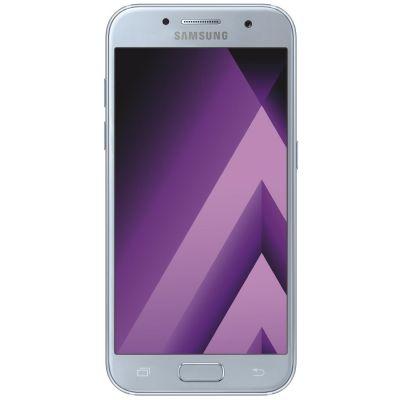 Samsung GALAXY A3 (2017) A320F blue-mist Android Smartphone - Preisvergleich