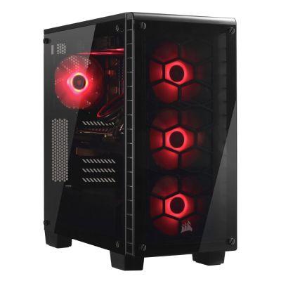 Hyrican  Crystal 5414 Gaming PC i7-7700K 16GB 2TB 256GB SSD GTX 1080 Windows 10