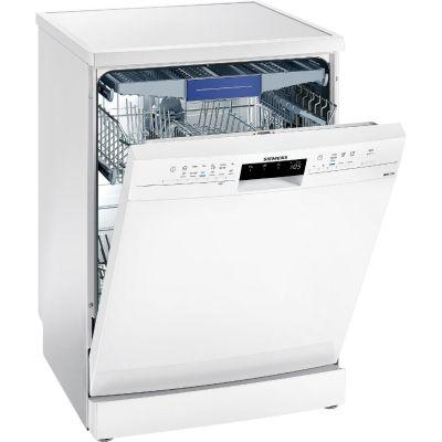 Siemens SN236W00KE Geschirrspüler Standgerät A++ 60cm varioSpeed Plus weiß - Preisvergleich