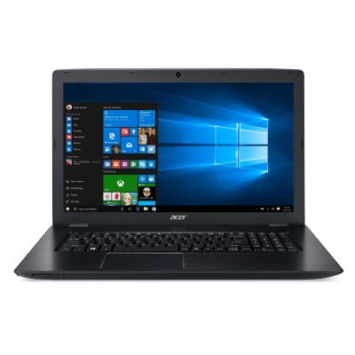 Acer  Aspire E 17 E5-774G Notebook i5-7200U Full HD SSD GeForce 940MX Windows 10