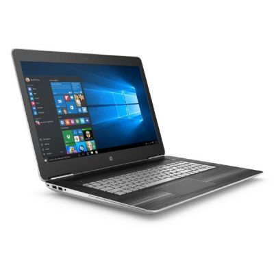 HP Pavilion 17-ab202ng Notebook silber i7-7700HQ SSD Full HD GTX1050 Windows 10