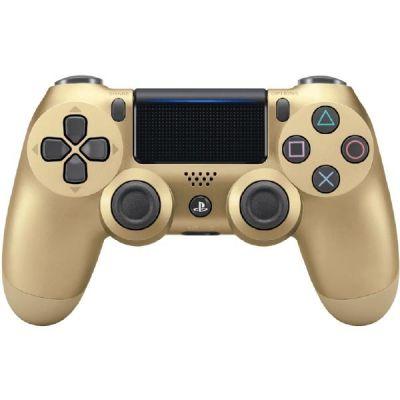 Sony Dualshock 4 (2016) Wireless Controller gold für PS4 - Preisvergleich