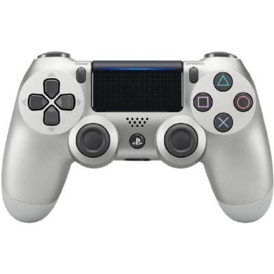 Sony Dualshock 4 (2016) Wireless Controller sil...