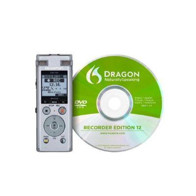 Olympus DM-720 KIT DNS-12 Digitaler Rekorder 4GB, Akku, 3 Richtungsmikrofone - Preisvergleich