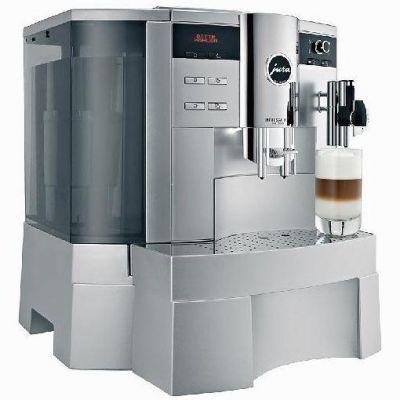 .Jura Gastro Impressa Xs95 One Touch Kaffeevollautomat Platin