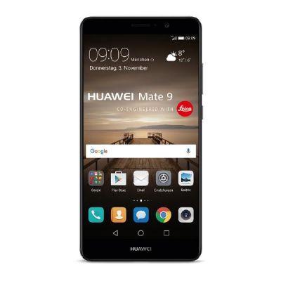 HUAWEI Mate 9 Dual-SIM black Android 7.0 Smartphone mit Leica Dual-Kamera - Preisvergleich