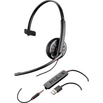 Plantronics Blackwire C315.1-M Monaurales Headset wahlw. Klinkenstecker/USB MOC - Preisvergleich