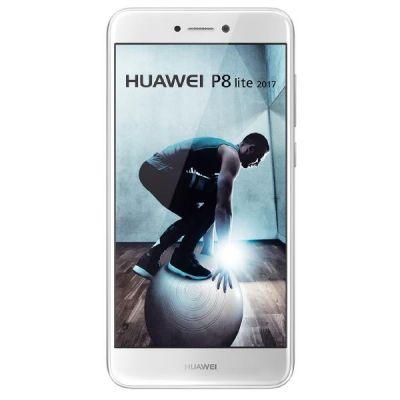 Huawei HUAWEI P8 lite (2017) Dual-SIM white Android 7.0 Smartphone