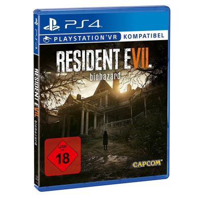 Capcom Europe Resident Evil 7 biohazard (PS4)