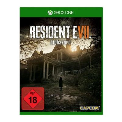 Capcom Europe Resident Evil 7 biohazard (Xbox One)