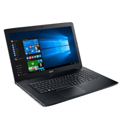 Acer Aspire E 17 E5-774-368Y Notebook i3-6006U SSD HD+ Windows 10