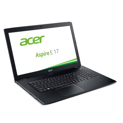 Acer Aspire E 17 E5-774 Notebook i5-6267U SSD matt Full HD Iris ohne Windows