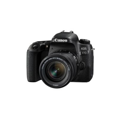 Canon EOS 77D Kit 18-55mm IS STM Spiegelreflexkamera
