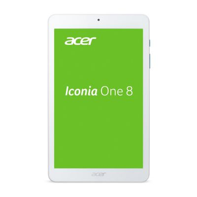 Acer  Iconia One 8 B1-850 Tablet Wi-Fi 16GB HD IPS Android 5.1 weiss blau