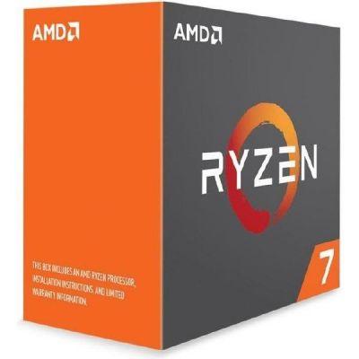 AMD Ryzen R7 1700X (8x 3,4/3,8GHz) 16MB Sockel AM4 CPU BOX
