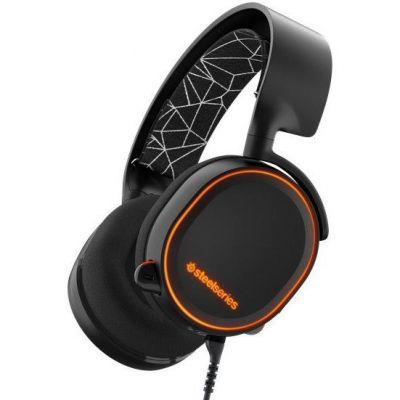SteelSeries Arctis 5, Headset +  Lauren Asta Arctis Headband