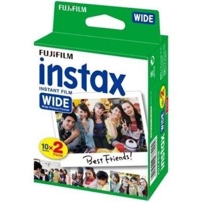 Fujifilm 1x2  Instax Film glossy Neu