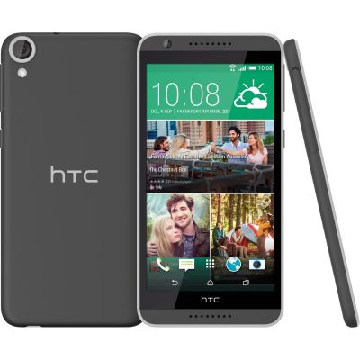 HTC Desire 820G black Dual-SIM Android Smartphone