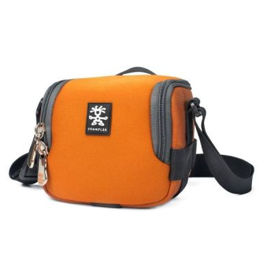 Crumpler  Base Layer Camera Cube XS Kameratasche orange