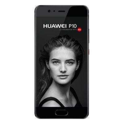 HUAWEI P10 graphite black Android 7.0 Smartphone mit Leica Dual-Kamera - Preisvergleich