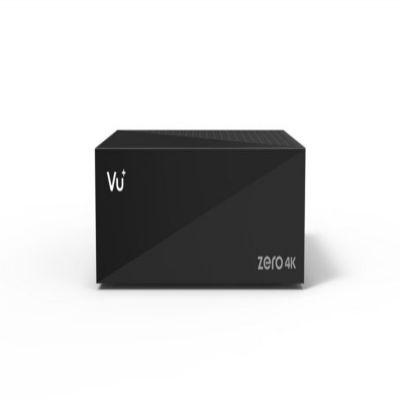 VU+ ZERO 4K 1x DVB-S2X Tuner black UHD 2160p Li...