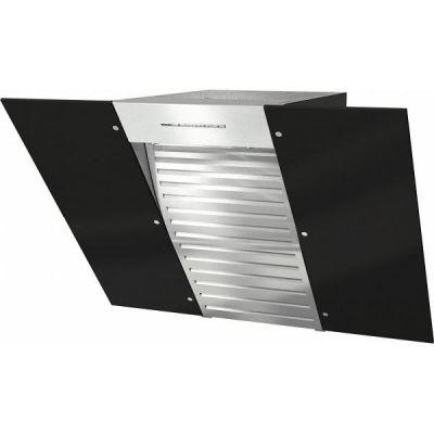 Miele  DA6086W Black Wing Wand-Dunstabzugshaube B 80cm Edelstahl/Schwarz