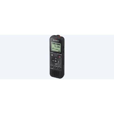 Sony ICD-PX370 Diktiergerät Mono (4GB, Micro SD, MP3-Wiedergabe) Schwarz - Preisvergleich