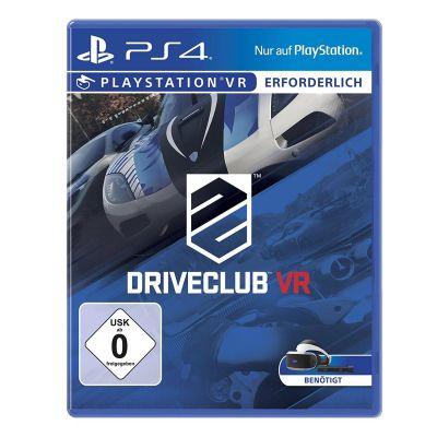 Driveclub VR - PS4 - Preisvergleich