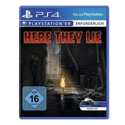 Here They Lie VR - PS4 - Preisvergleich