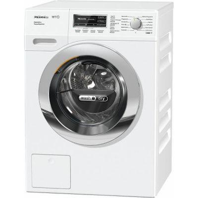 Miele  WTF130WPM WT1 Waschtrockner Frontlader A PWash 2.0 7/4kg Weiß