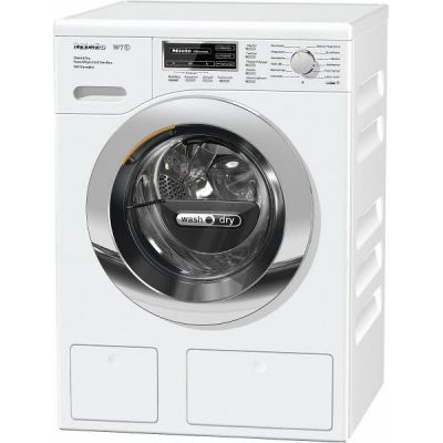 Miele WTH720WPM WT1 Waschtrockner Frontlader A ...