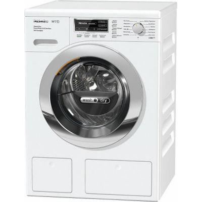 Miele  WTH720WPM WT1 Waschtrockner Frontlader A PWash 2.0&TDos WiFi 7/4kg Weiß