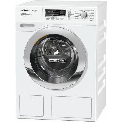 Miele  WTH730WPM WT1 Waschtrockner Frontlader A PWash 2.0 & TDos Wifi 7/4kg Weiß