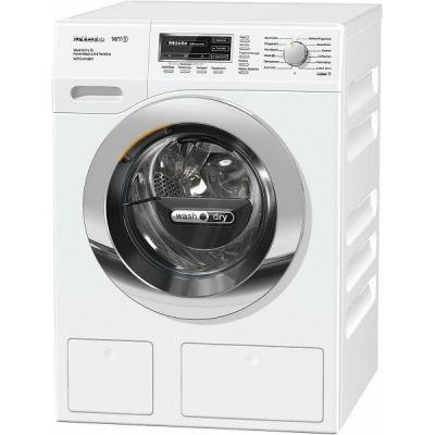 Miele  WTZH730WPM WT1 Waschtrockner Frontlader A PWash2.0&TDos Wifi XL 7/4kg Weiß