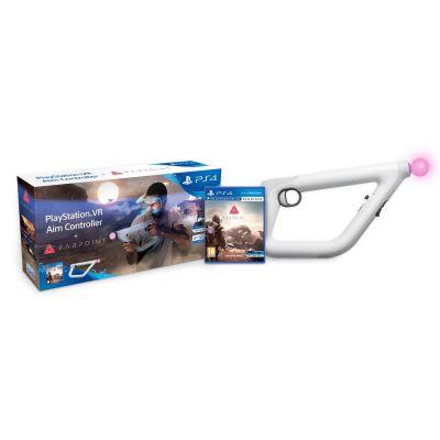 Sony PlayStation VR-Ziel-Controller Farpoint Bu...