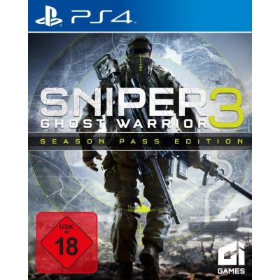 Sniper Ghost Warrior 3 Limited Edition - PS4 FSK18 - Preisvergleich